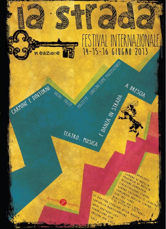 'La Strada' Festival - show cover