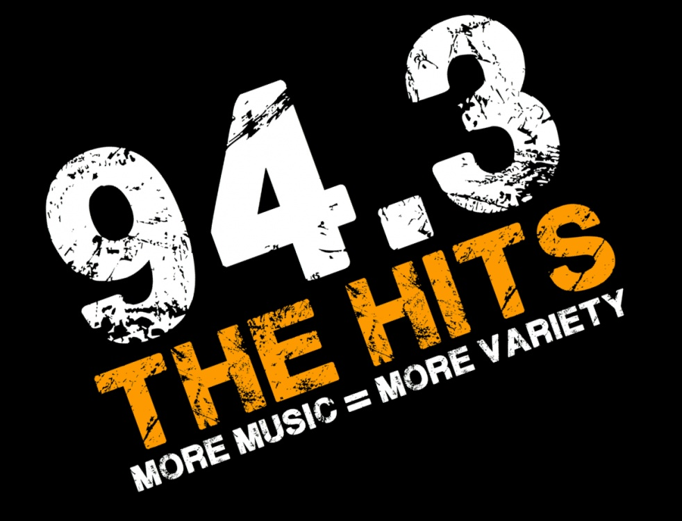 94.3 The Hits - show cover