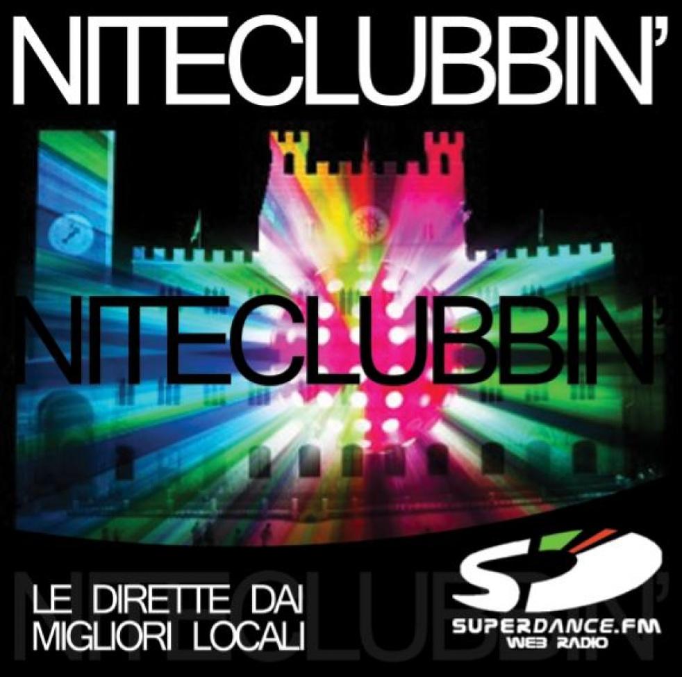 NITECLUBBIN' - Le dirette dai Locali - show cover