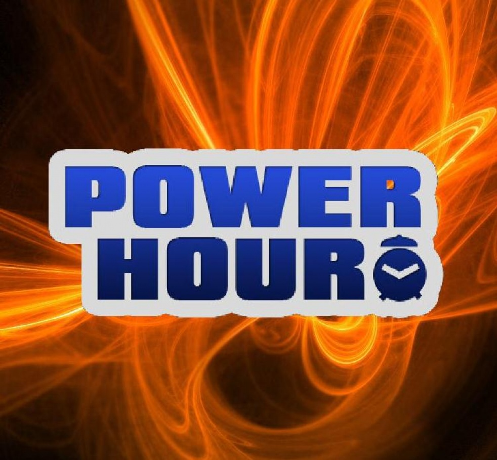 Andy B's Power Hour - show cover