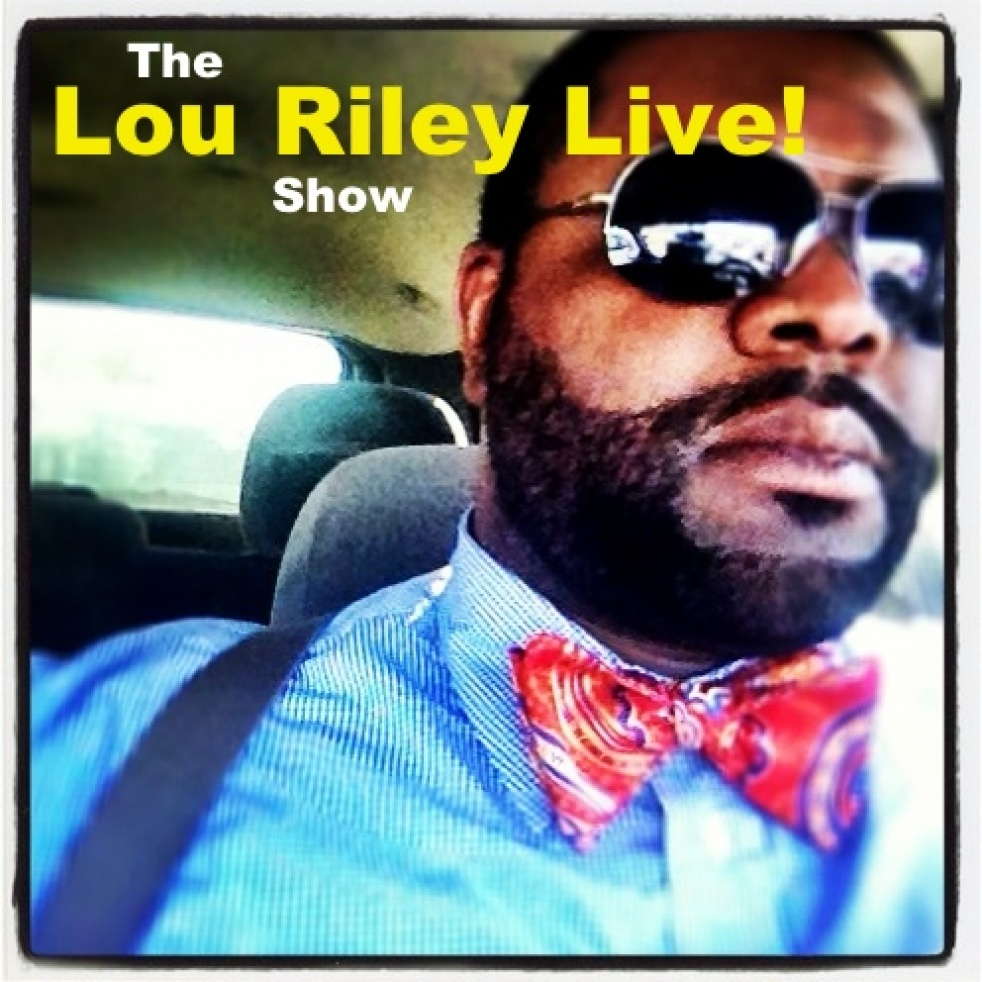 The Lou Riley Live Show! - show cover