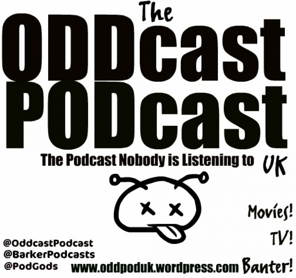 The ODDcast PODcast Uk: Promos and Extra - show cover