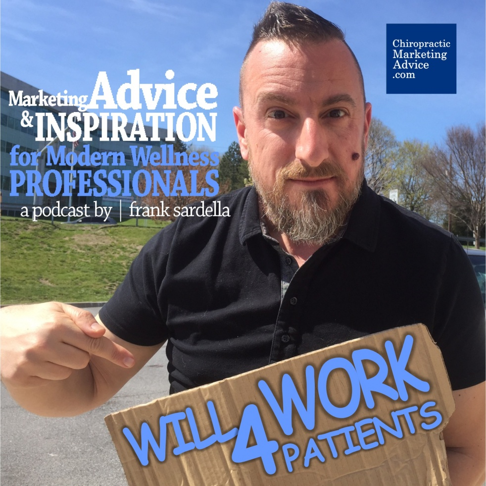 Will Work 4 Patients with Frank Sardella - show cover