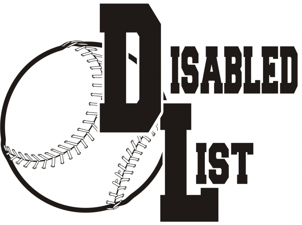The Disabled List - show cover