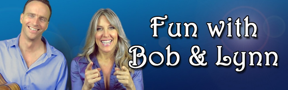 Fun With Bob and Lynn - show cover