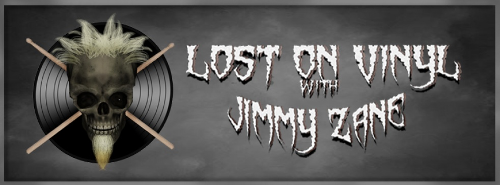Lost on vinyl with Jimmy Zane - show cover