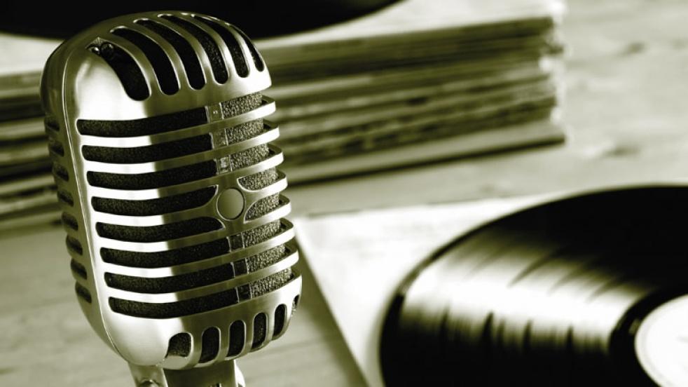Deano's Dusty Discs: Golden Oldies Radio - show cover