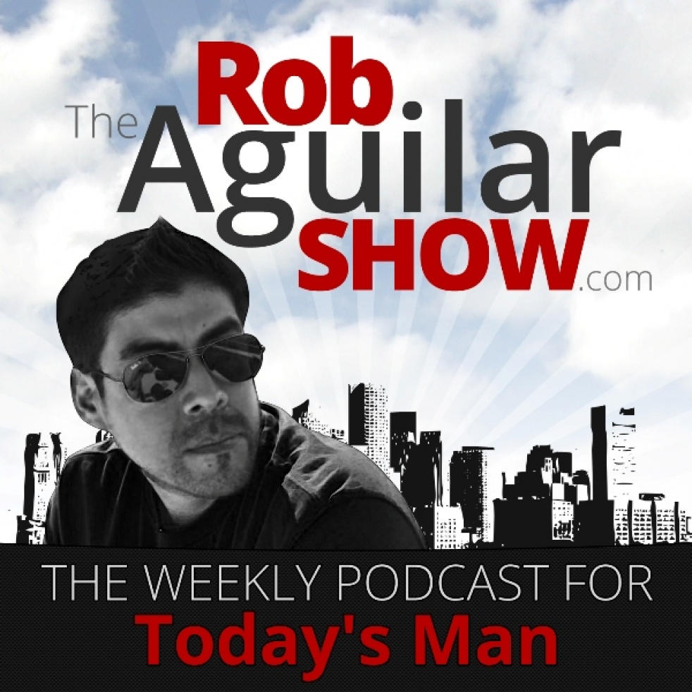 The Rob Aguilar Show - show cover