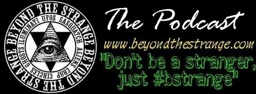 Beyond The Strange - show cover