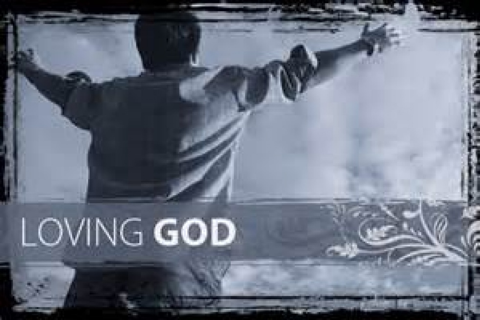 Consciously Interacting With God - show cover