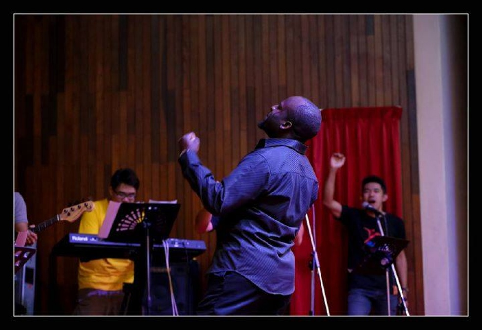 LiveSound Worship with J. Vincent - show cover