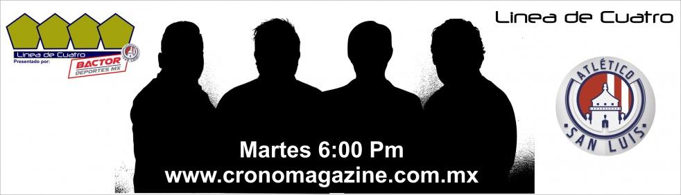 LINEA DE CUATRO - show cover