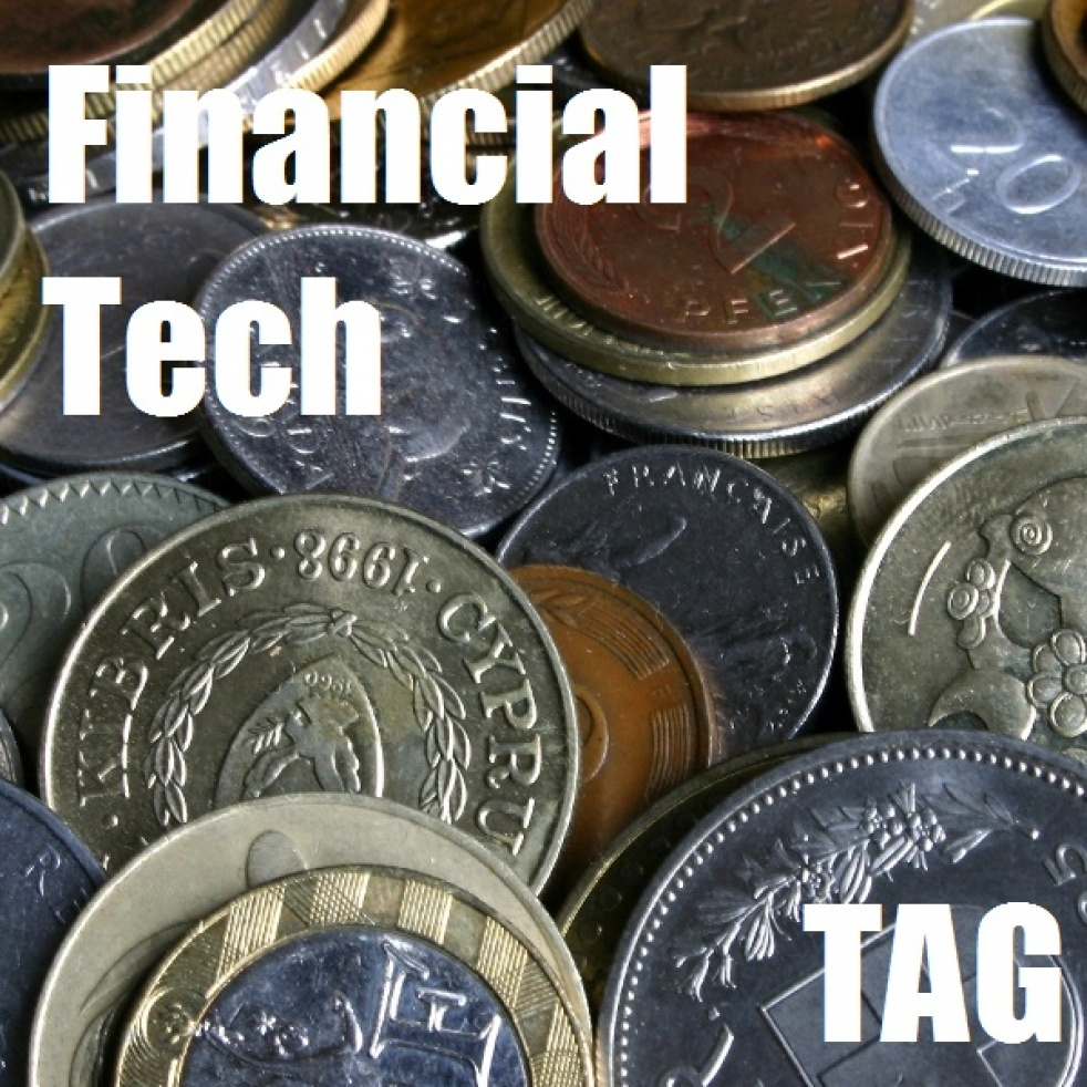 Financial Tech - show cover