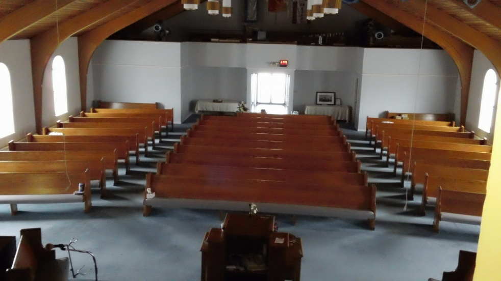 The Creek Road Baptist Pulpit - show cover