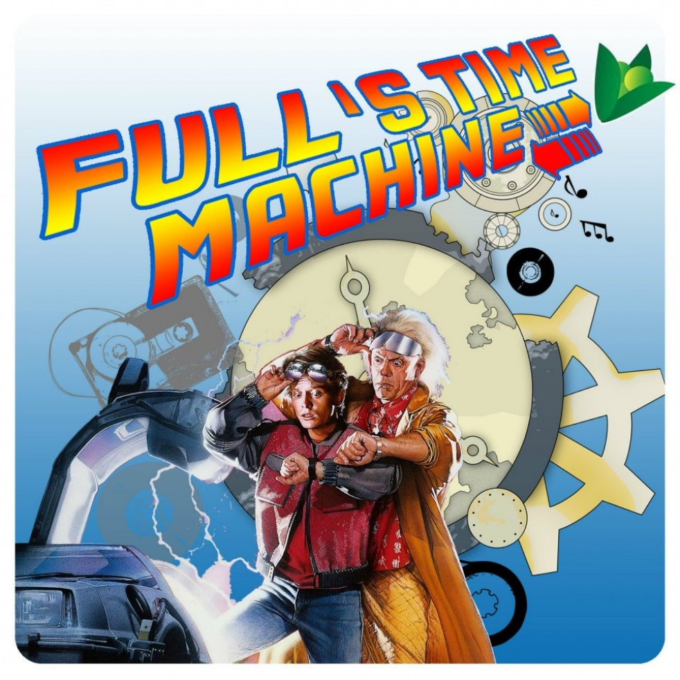 Full'S TiMe MaChInE - show cover