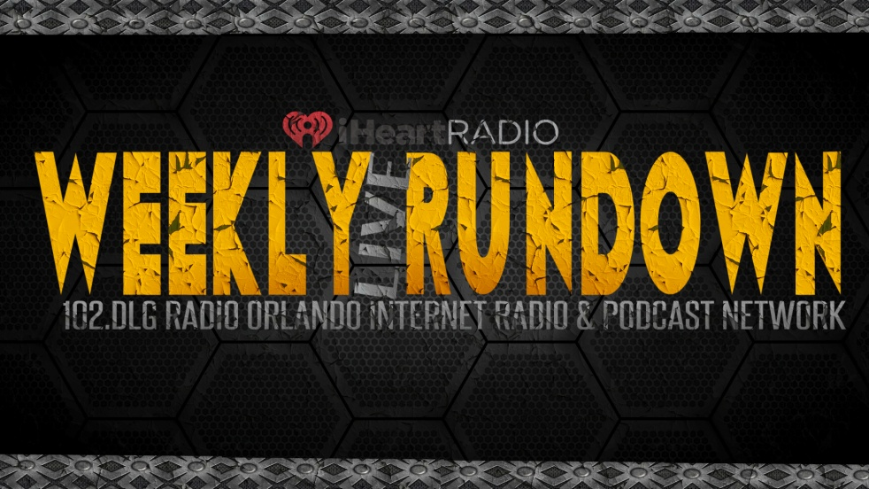 The Weekly Rundown - show cover