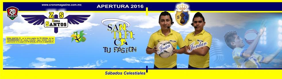 SANTOS FC - show cover