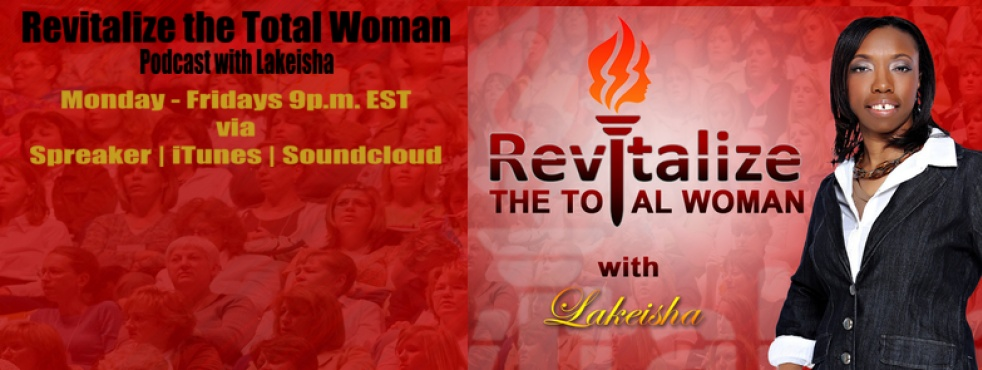 Revitalize the Total Woman - show cover