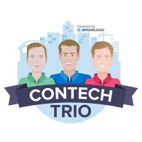 ConTechTrio 58 New Software for BIM w/ Jake Olsen @MrJakeOlsen @DEWALTtough & The TAG
