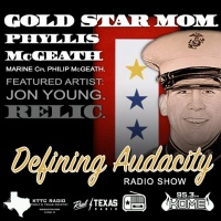 Full Episode: Gold Star Mom & Jon Young