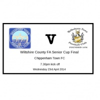 Wiltshire Cup Final 2014