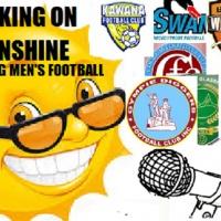 TALKING ON SUNSHINE ( Talking Senior Men's Football on The Sunshine Coast )