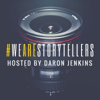 #WeAreStorytellers
