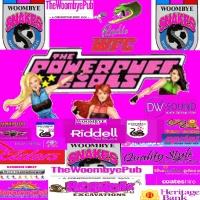 POWER PUFF GIRLS ( Talking Senior Ladies' Football at the Best Club on The Sunny Coast )