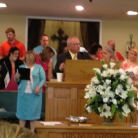 Corinth Baptist Church Choir