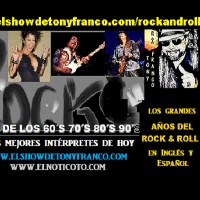 """LOS GRANDES AÑOS DEL ROCK """"Greatest Hits"""""""