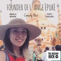 The Arsenio Buck Show With Angela Moran - Topic: Thailand!