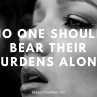 945 No One Should Bear Their Burdens Alone