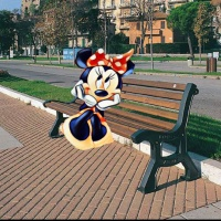 #141e5 Sembri Minnie!