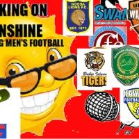 TALKING ON SUNSHINE THE RED EDITION ( Talking Senior Men's Football on The Sunny Coast )