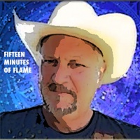 Fifteen Minutes of Flame -- The Crumbling Narrative