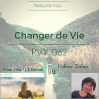 PVY062 JAMAIS TROP TARD POUR CHANGER DE VIE