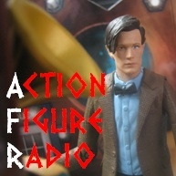 Dr Who: Action Figure Radio