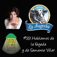 CLND 33 Hablamos de la @fageda y @samantavillar