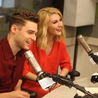 Nick + Amy of Karmin talk to Anthony
