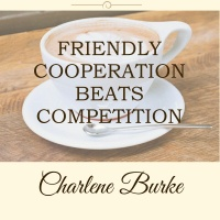 Friendly Cooperation Beats Competition