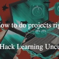68: Hack Learning Uncut - How to do projects right
