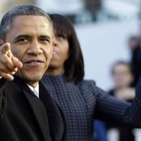 01/10/17 Obama Says GoodBye Tonight