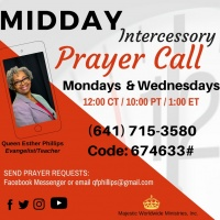 Intercessory Prayer for Justice