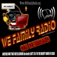 We Family Radio (On Demand)