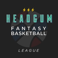 HeadGum Fantasy Basketball League