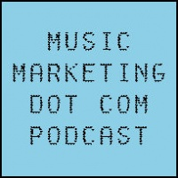 Music Marketing [dot] com Podcast