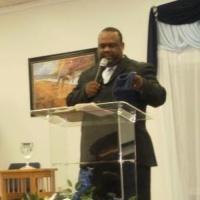 Pastor Brian Lewis