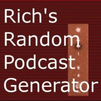 Rich's Random Podcast Generator