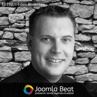 Ep102 - Creating a Sales Funnels & Driving Traffic with Eden Brownlee