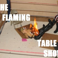 Flaming Table ep50: Sex Tapes, Lists, and Manias